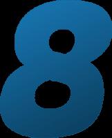 8-bleu
